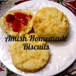 Amish Homemade Biscuits