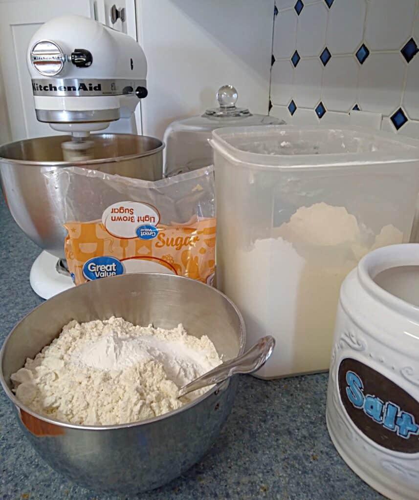 oatmeal bar ingredients