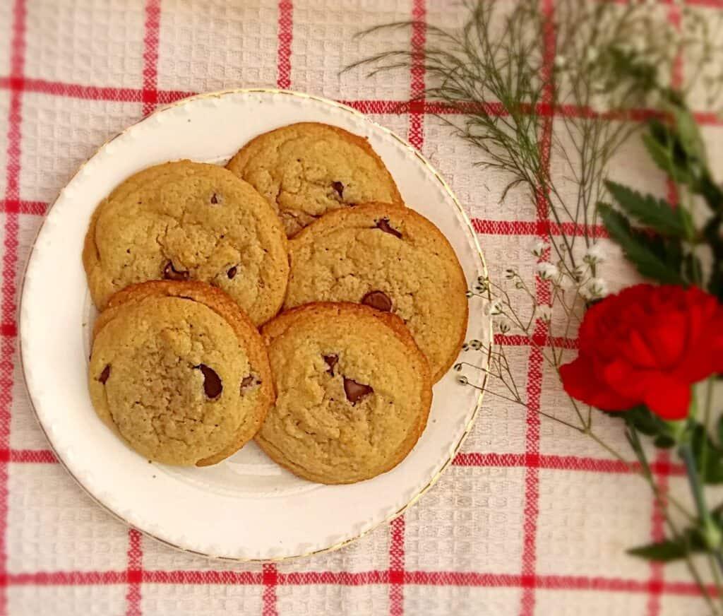 Amish chocolate chip cookies