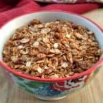 Amish granola cereal
