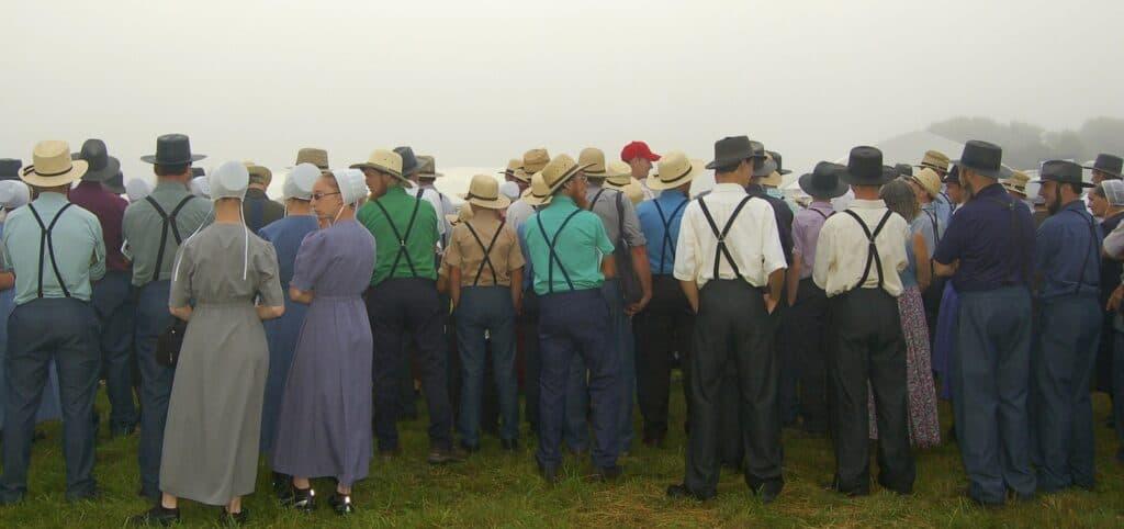 Amish people