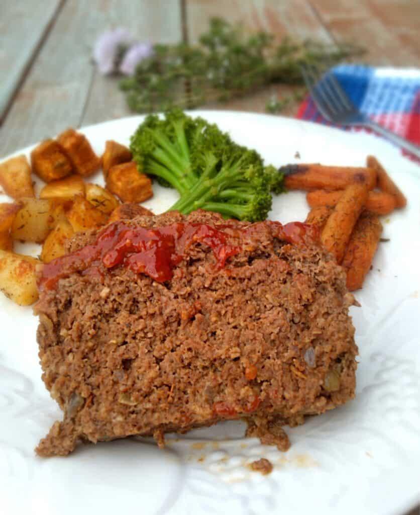 Amish meatloaf