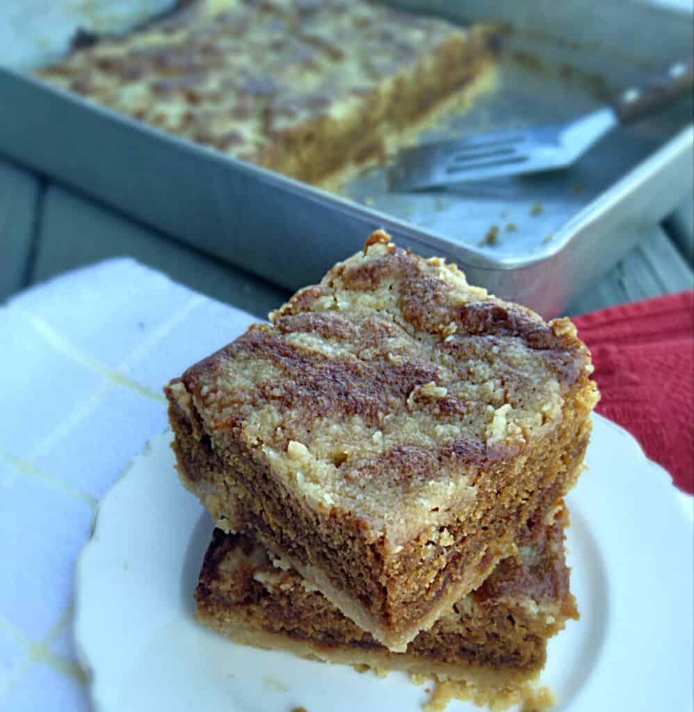 Amish Shoofly cake