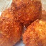 Pennsylvania Dutch chicken croquettes