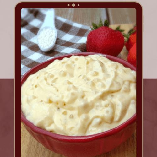 pearl tapioca pudding