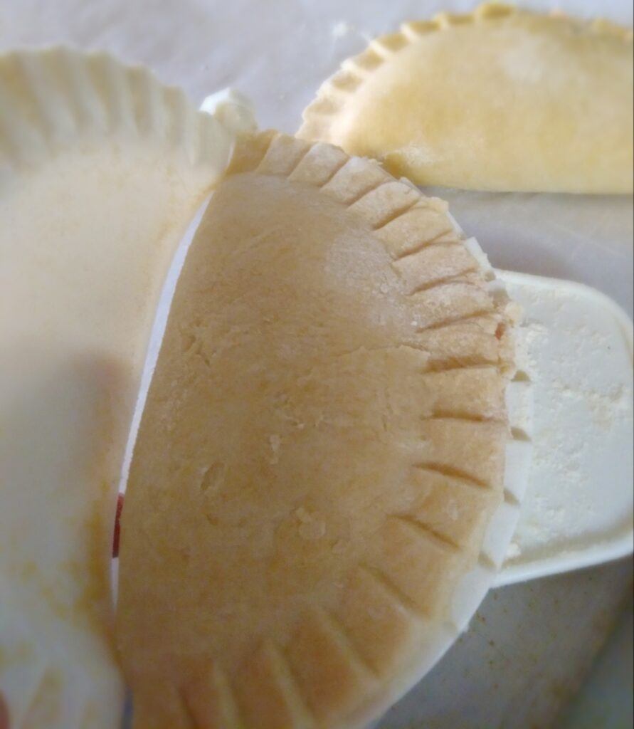 fry pie maker